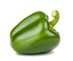 Green sweet pepper