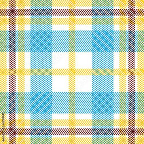 Fotobehang Kunstmatig Textile seamless pattern.