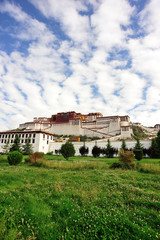 potala palace ,tibet ,china