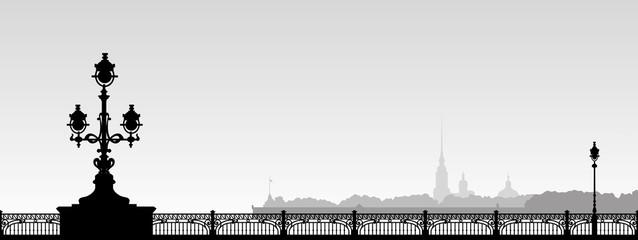 St. Petersburg landmark, Saint Peter and Paul Cathedral