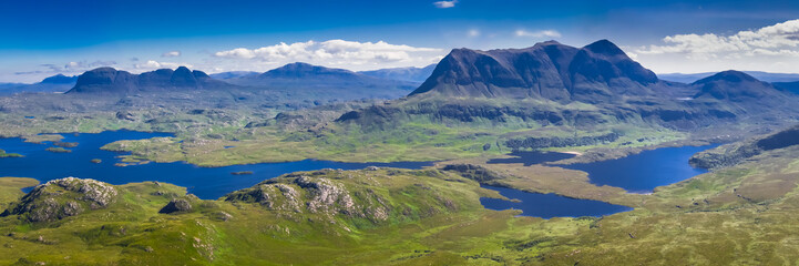 Stac Pollaidh #05, Scotland