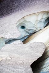 Glacier Ice Cave -  Laugavegur, Iceland