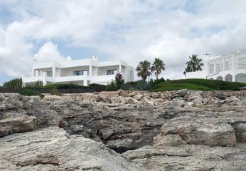 coast in Majorca