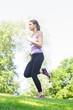 Running Woman Jogging