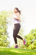 Running Woman Jogging