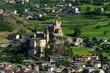 Saint Pierre e il suo castello - Valle d'Aosta