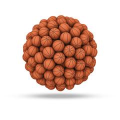 Basketball sphere