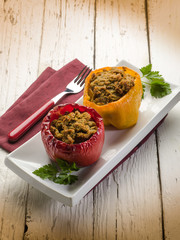 stuffed capsicum