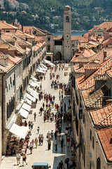 The Stadum, Dubrovnik, Croatia