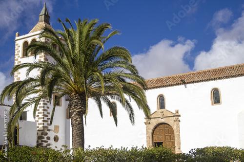 Church in Betancuria, Fuerteventura