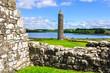 Devenish Island Monastic Site, Northern Ireland - 68092656