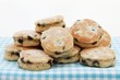 traditional welsh cakes - 68093462