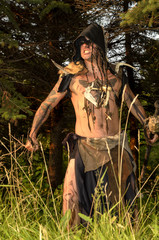 primitive shaman hunting