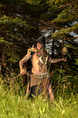 primitive shaman hunting
