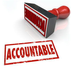 Accountable Stamp Assigning Responsibility Credit Blame