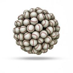 Baseball sphere