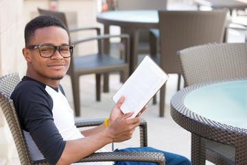 Studious guy