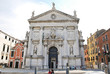 Church of San Stae in Venice, Italy