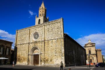 Duomo di Atri, Atri, Abruzzo, Italia