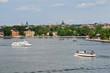 view of Kastellholmen island, Stockholm,