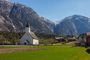 Kirche in Norwegen