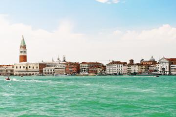 view on Venice city, Italy