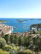Hvar island in Adriatic Sea, Croatia