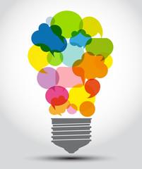 Idea Social network