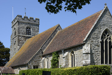 Saint Mary's church. Felpham. Bognor. England