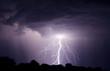 Leinwandbild Motiv Lightning