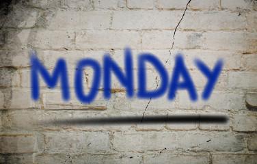 Monday Concept