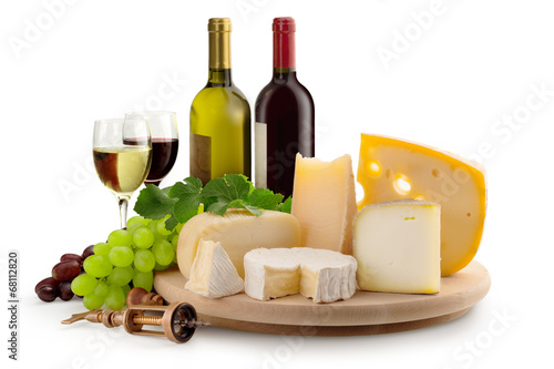 cheese selection - 68112820