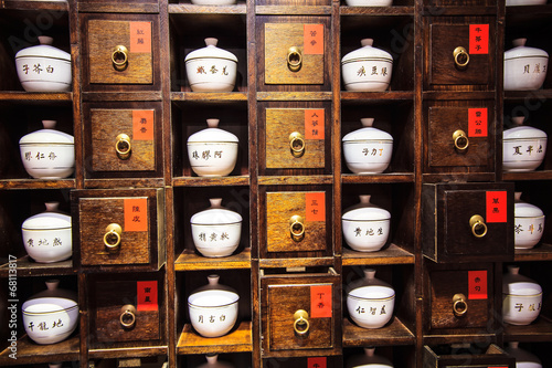 Traditional Chinese medicine - 68113817