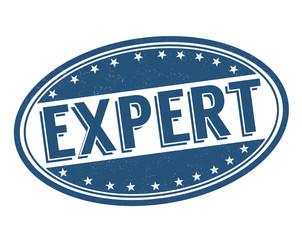 Expert stamp
