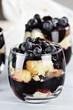 Fresh Blueberry Trifle