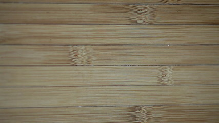 beautiful background of wooden wall made of bamboo