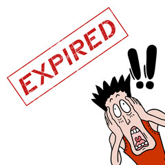 Expired terror