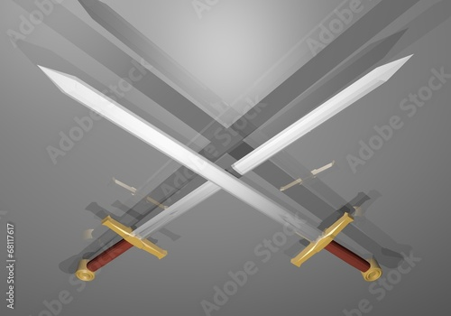 Two swords