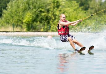 Geschwindigkeit beim Wassersport