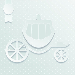 Wedding coach paper backgrounds