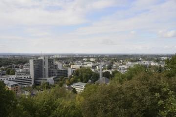 Siegburg: Blick auf das Stadthaus