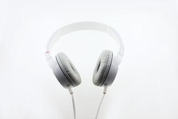 Kopfhörer in weiß