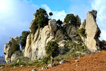 Megaliths Argimusco - Montalbano Helicon, Sicily
