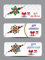 Raksha Bandhan Banner Background