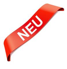 NEU - Banderole, Ecke