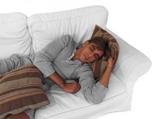 Dormire sul divano