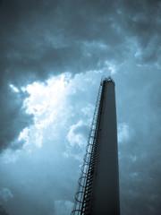 Leiter zum Himmel