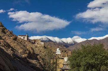 Lamayuru Village in ladakh Kashmir
