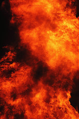 flamme fire background