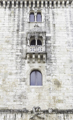 Belem tower facade
